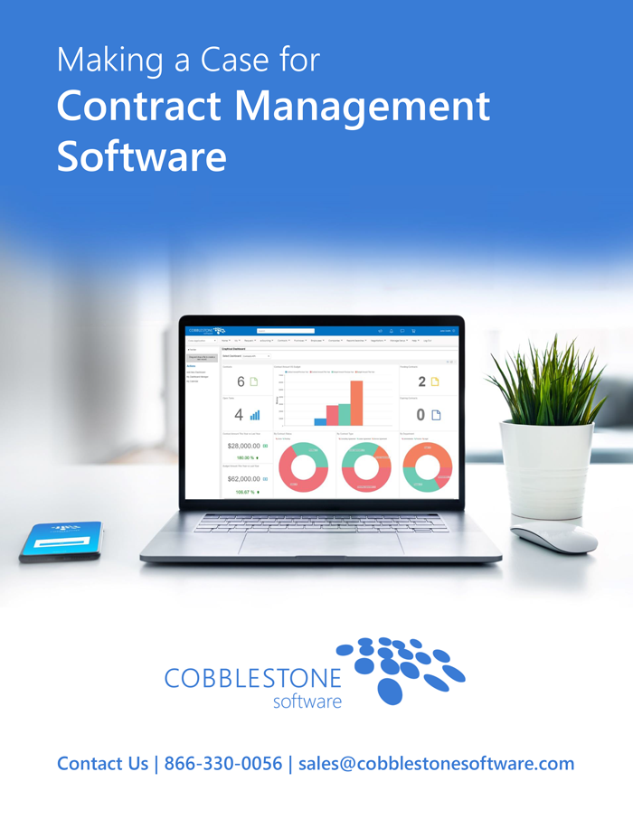 How to Build an Irresistible Business Case for Contract Management Software