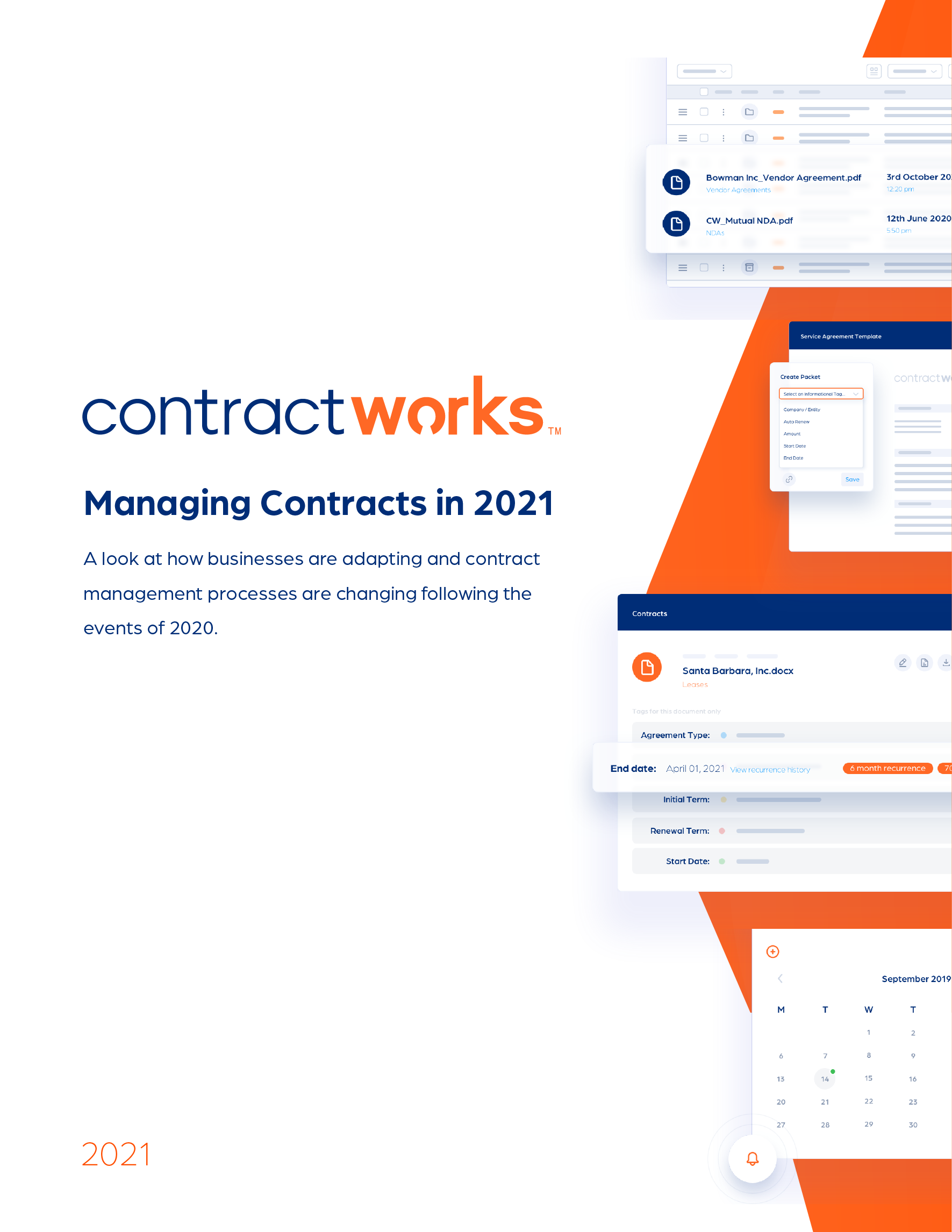 Managing Contracts in 2021